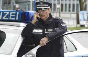 Die Deutsche Polizei Wird Europäisch Blau Farbimpulse