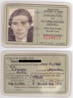 Green Card. Foto: public domain