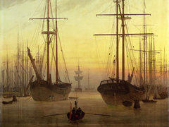 Caspar David Friedrich, Repro: public domain